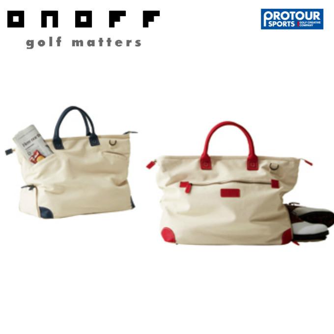 【ONOFF 2017年モデル】オノフ ボストンバッグ OV0817