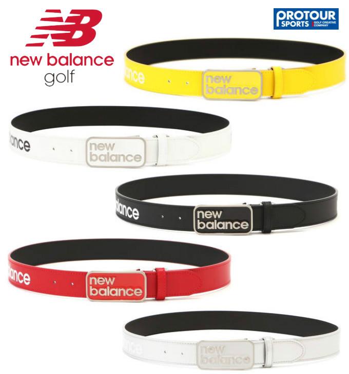 NEW BALANCE ニューバランス ロゴプリント シンセティックレザー 012-9982001