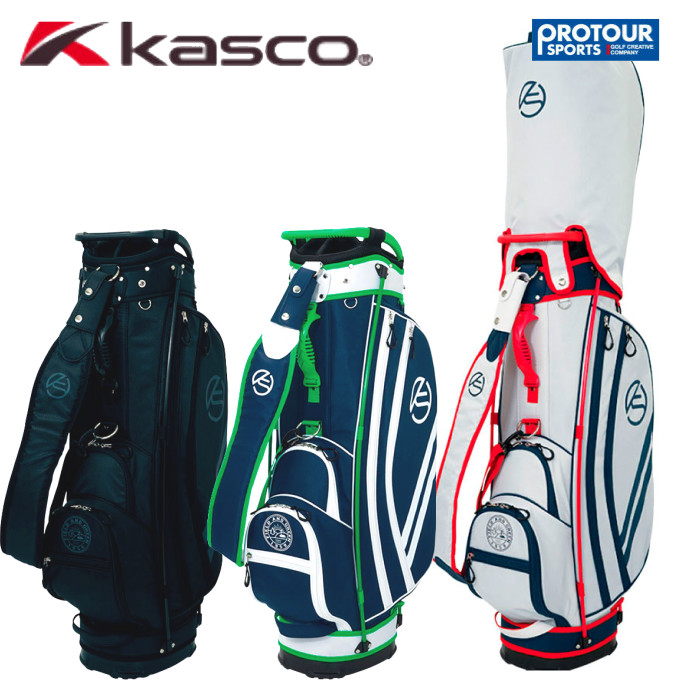 KASCO キャスコ キャディバッグ KS-093(28687)