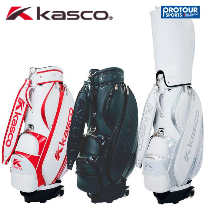 KASCO キャスコ キャスター付き キャディバッグ KS-095(28689)