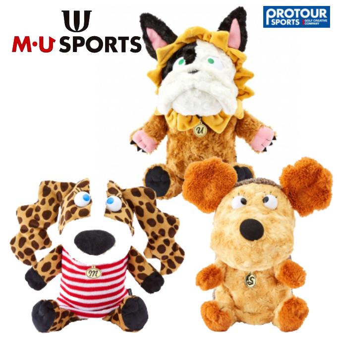 MU SPORTS エム ユー スポーツ DW用 ヘッドカバー 各種 703P1504/703P1502/703P1500