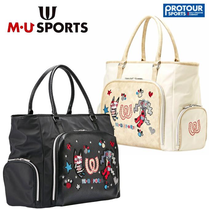 MU SPORTS エム ユー スポーツ トートバッグ 703P1202