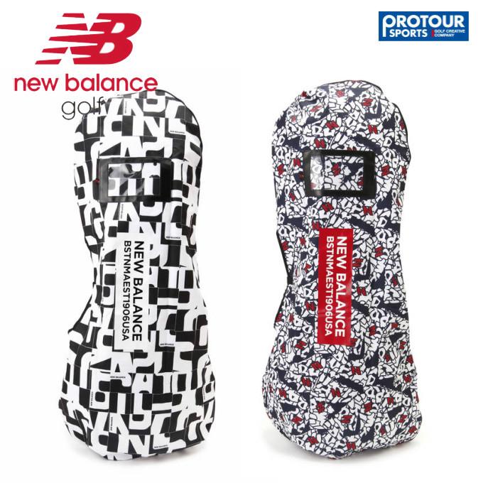 NEW BALANCE ニューバランス マルチパターンプリント ハード トラベルカバー 012-9184012
