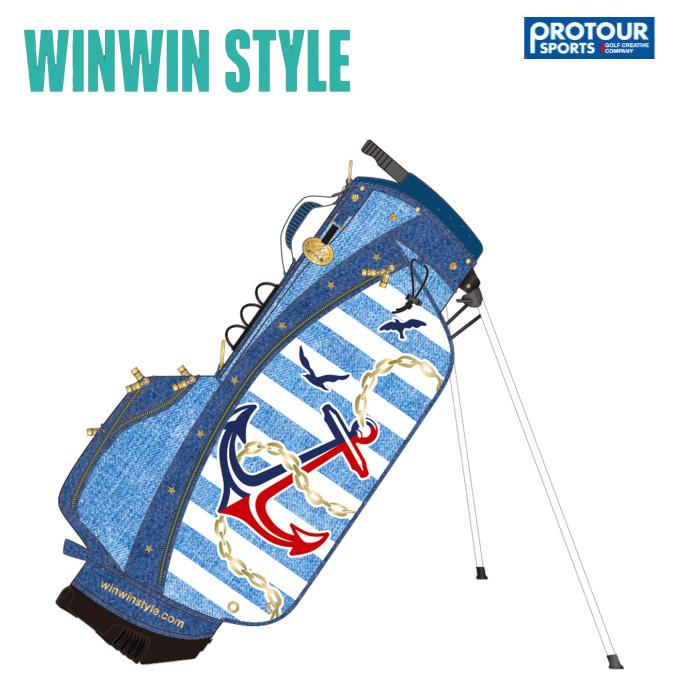 WINWIN STYLE ウィンウィンスタイル マリン スタンド キャディバッグ CB-925