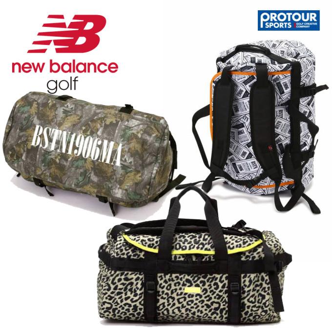 NEW BALANCE (UNISEX)ニューバランス 2WAY ボストンバッグ 012-9281006