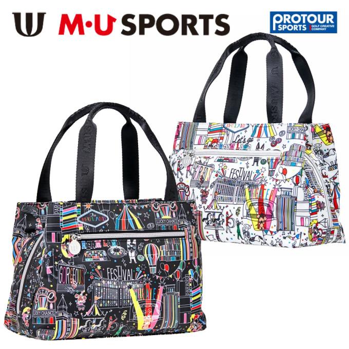 MU SPORTS エム ユー スポーツ カートポーチ 703P6024