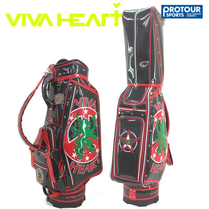 VIVA HEART ビバハート キャディバッグ 013-13201