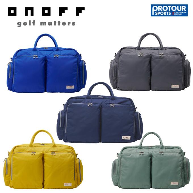 ONOFF オノフ ボストンバッグ OV0420