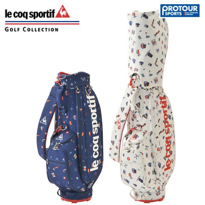 Le coq sportif ルコック キャディバッグ QQCPJJ02