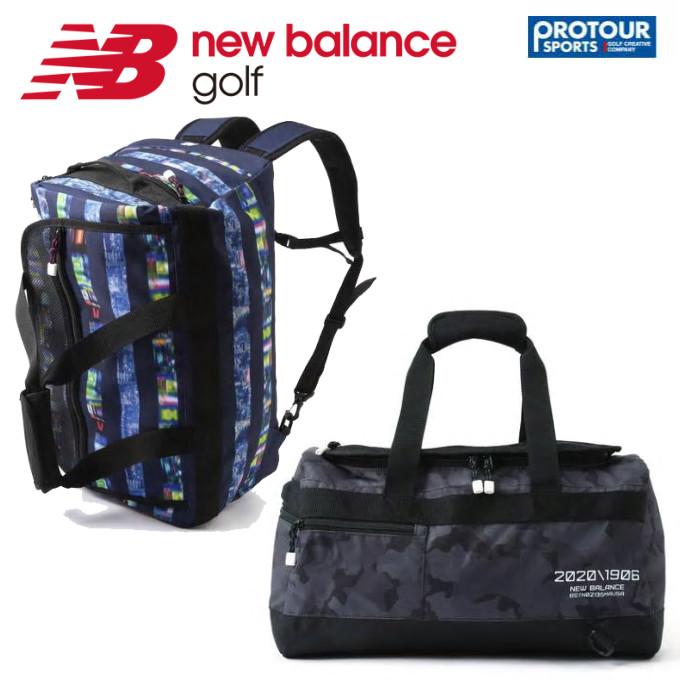 NEW BALANCE ニューバランス 2WAY ボストンバッグ 0120181004