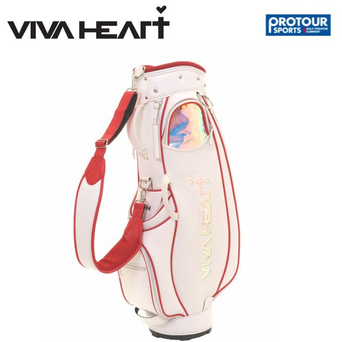 VIVA HEART ビバハート キャディバッグ 013-12260