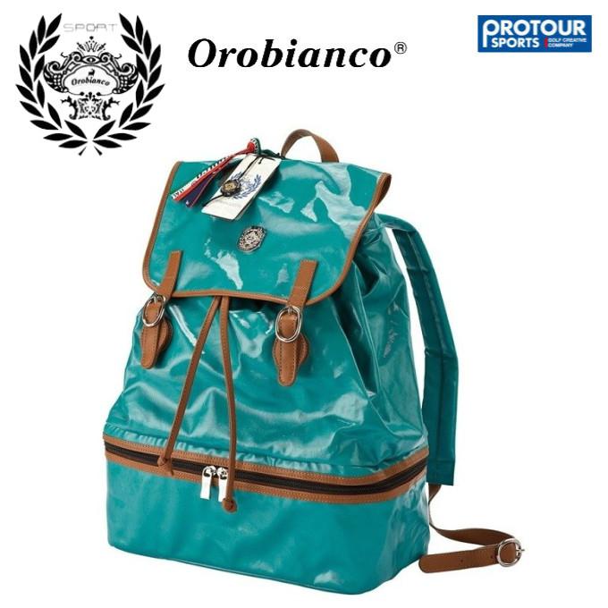 【Orobianco SYMPATICISSMO】オロビアンコ スィンパーティチシモ ゴルフバッグ 25568  リュック/バッグパック