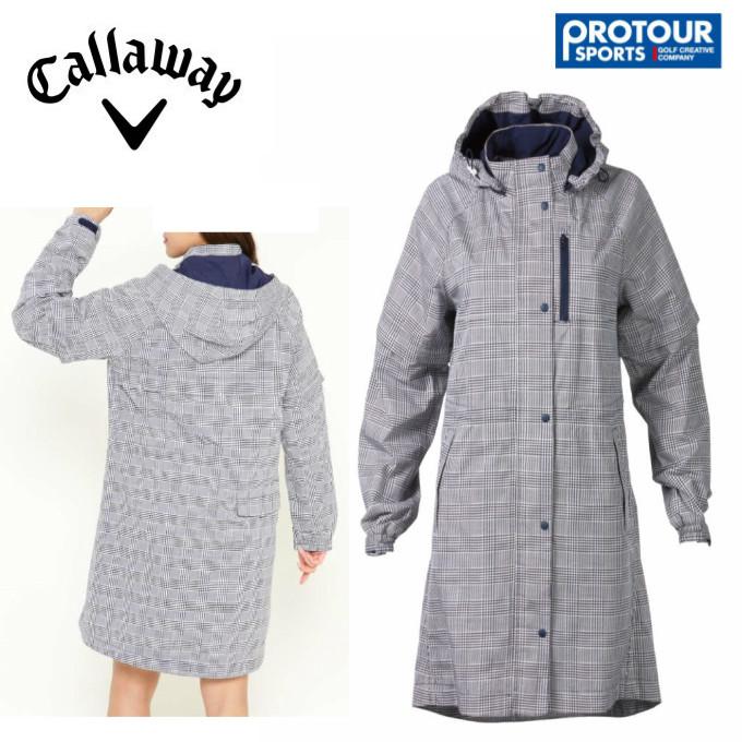 Callaway キャロウェイ ワンピース型 4WAY レインウェア 241-9988801