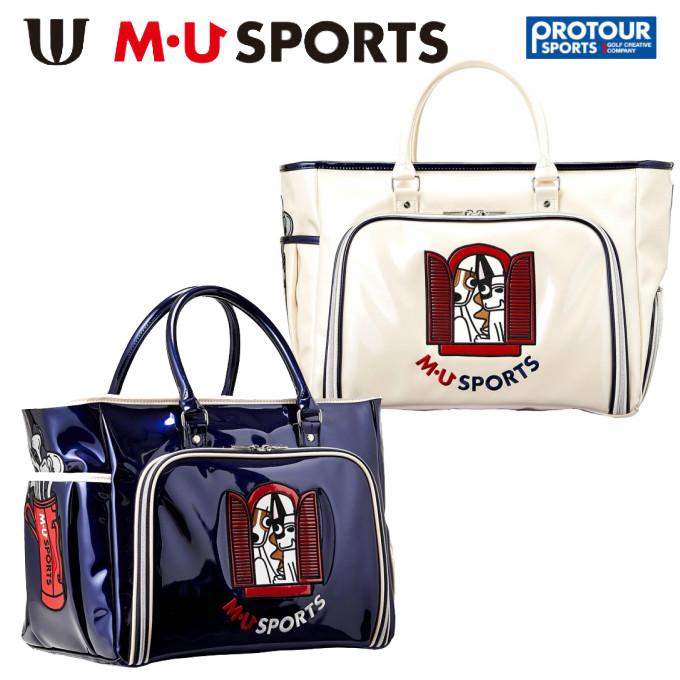 MU SPORTS エム ユー スポーツ ボストンバッグ 703C1200