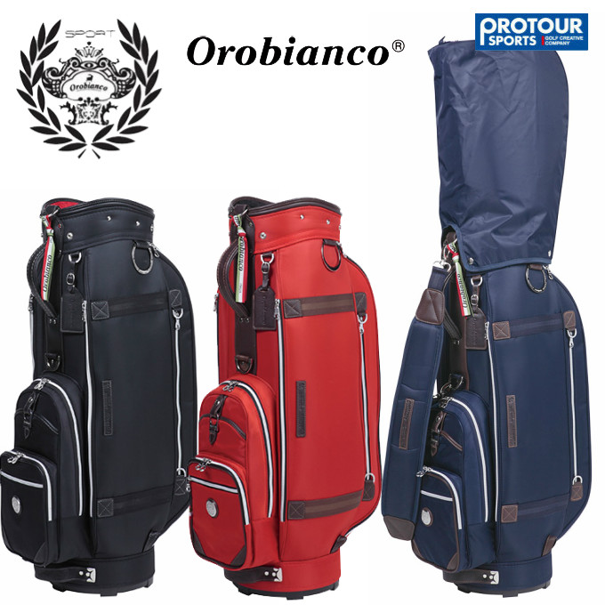 Orobianco sport オロビアンコ キャディバッグ ORC001