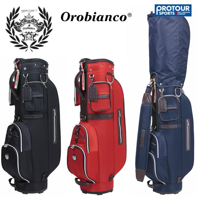 Orobianco sport オロビアンコ キャディバッグ ORC002