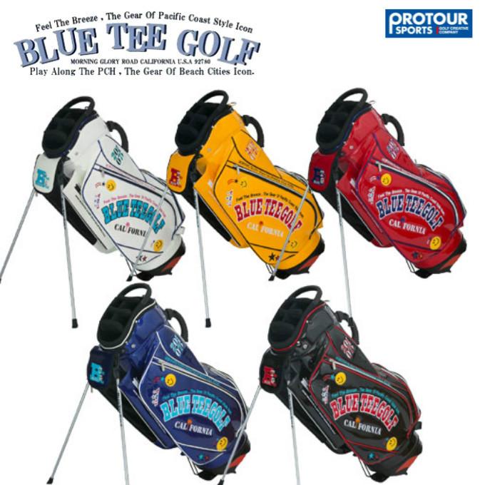 BLUE TEE GOLF スタンド ブルーティーゴルフ GOLF スタンド キャディバッグ CB-012 CB-012, mask dB:a4461527 --- ww.thecollagist.com