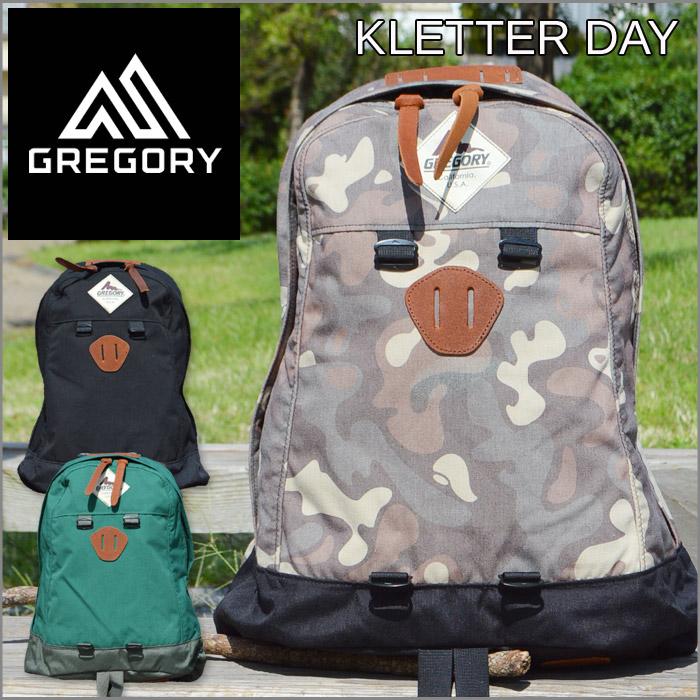 グレゴリーリュックサック クレッターデイ GREGORY KLETTER DAY