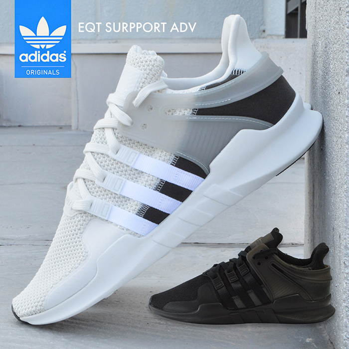 online store c946a a8280 adidas EQT SUPPORT ADV CP8928 CQ3002 Adidas E cue tea support sneakers  fried food knit shoes men gentleman man