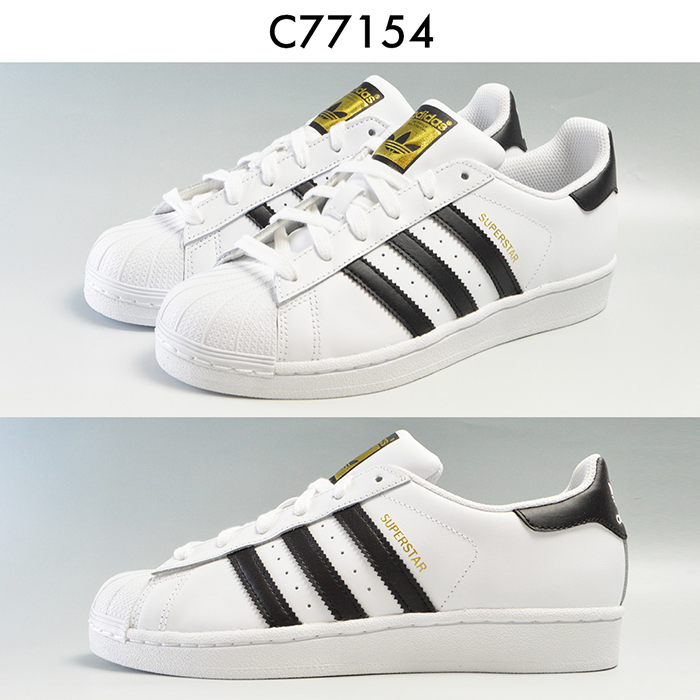 save off 58338 65b78 Adidas superstar J Lady's sneakers Adidas C77154 adidas SUPERSTAR  FOUNDATION J