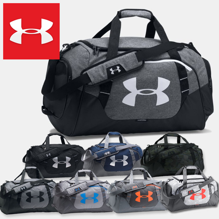 Under Armour Sports Bag Duffel Medium Undeniable 3 0