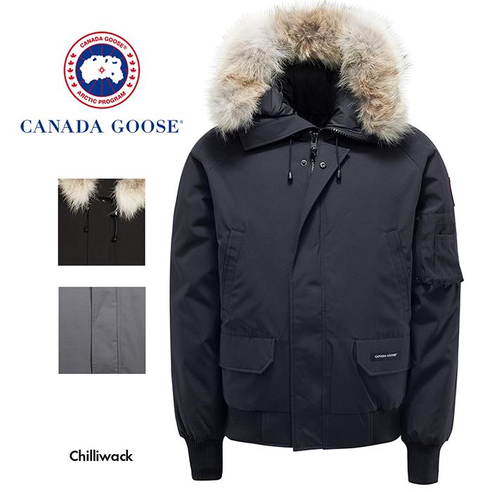 【送料無料】CANADA GOOSE CHILLIWACK 7950M カナダグース チリワック ダウンジャケット コート アウター メンズ 男性 紳士