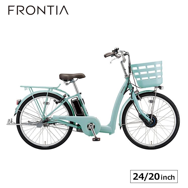 電動自転車 フロンティアラクット ブリヂストン 20インチ 24インチ 2020 fk4b40 fk0b40