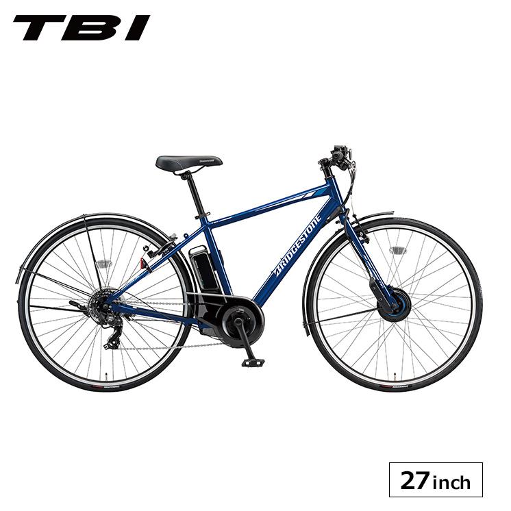 電動自転車 ティービ-ワンe ブリヂストン 27インチ 2020 tb7b40
