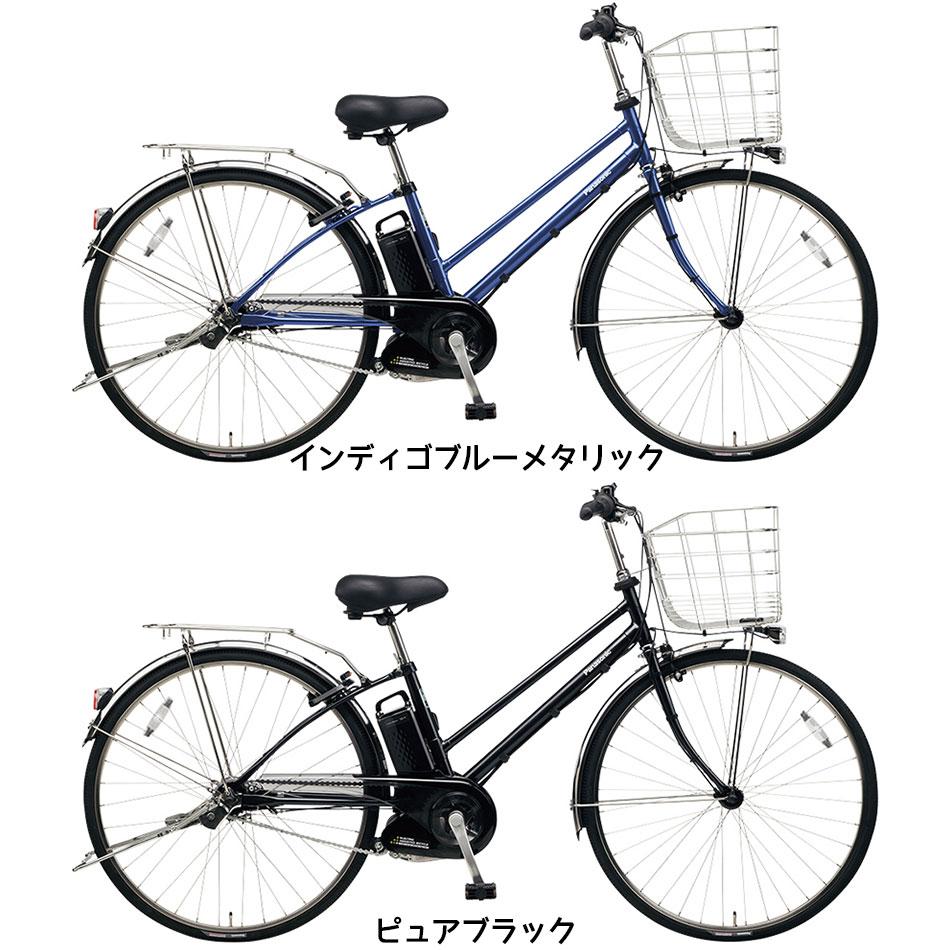 電動自転車 ティモDX 27インチ パナソニック 通勤通学 2020 完全組立 BE-ELDT756