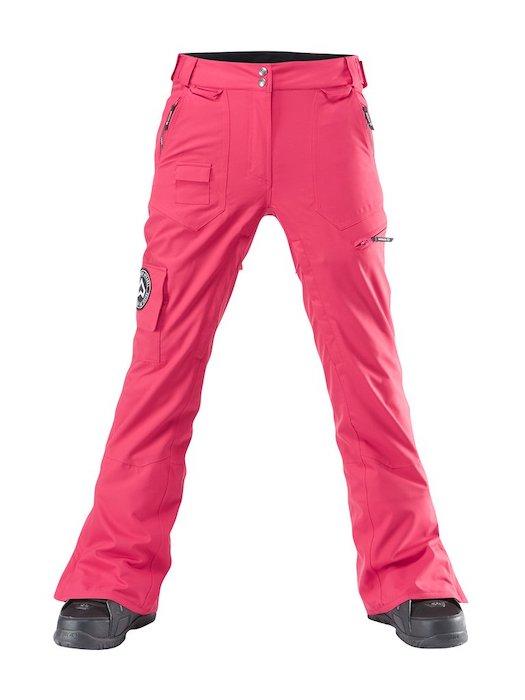 WESTBEACH Atomic Pant Cherry Mサイズ ウエストビーチ レディース スノーウェア パンツ スノーボードウェア 耐水 防水 暖かい 女性
