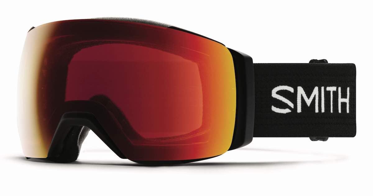 SMITH I/O MAG XL BLACK SUN REDMIRROR クロマポップ レッドミラー ブラック スミス アイオーマグ 正規品 送料無料 人気の黒!