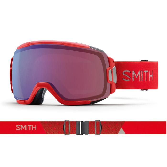 New!! 18 19 SMITH Vice RISE スミス バイス 調光 クロマポップ ゴーグル スキー スノーボード アジアンフィット 正規品