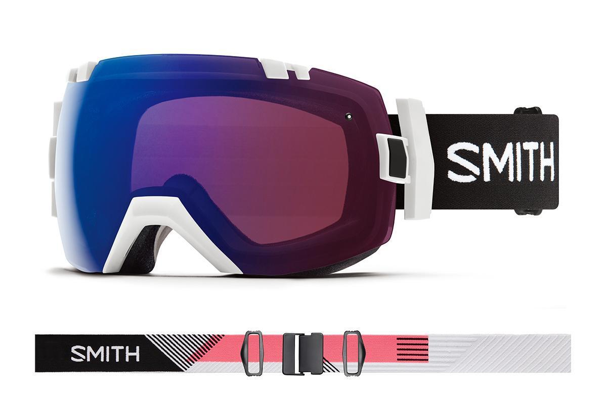 SMITH Early I/OX STRIKE スミス アイオーエックス ゴーグル 調光 レンズ アーリーモデル スキー スノーボード アジアンフィット ASIA FIT