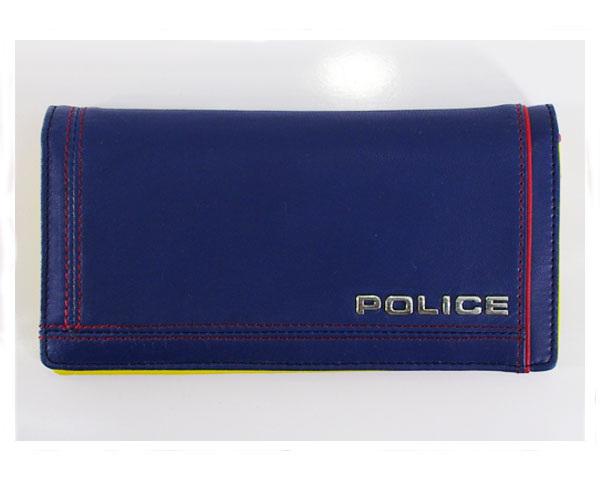 POLICE ポリス Safari掲載ブランド イタリア「DE RIGO(デリーゴ)」社 財布 レザー ウォレット メンズ 【PA-58401-50レザー】