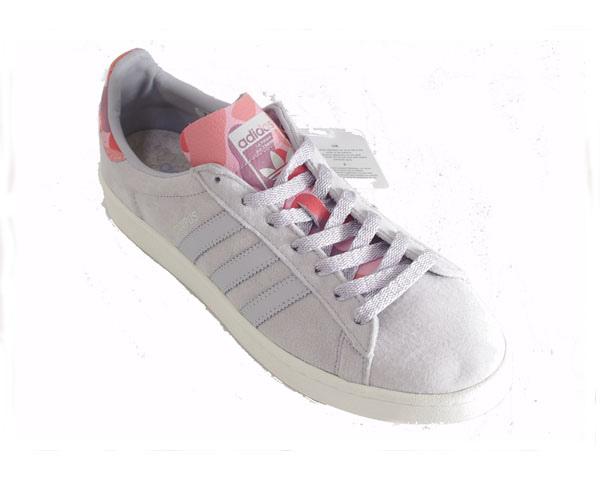 ADIDAS originals アディダス オリジナルズ TREFOIL ヘリテージ トレフォイル originals Mens Campus Shoes Light Solid Grey メンズ 【BB0078バスケットカモ】
