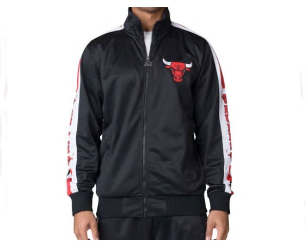 STARTER スターター NBA Bulls Tricot Track Jacket ブルズ ジャージジャケット トラックジャケット メンズ 【LS830598C Bulls】