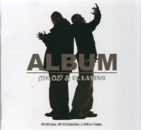ALBUM MR OZEL 即出荷 日本未発売 あす楽対応 LATINO