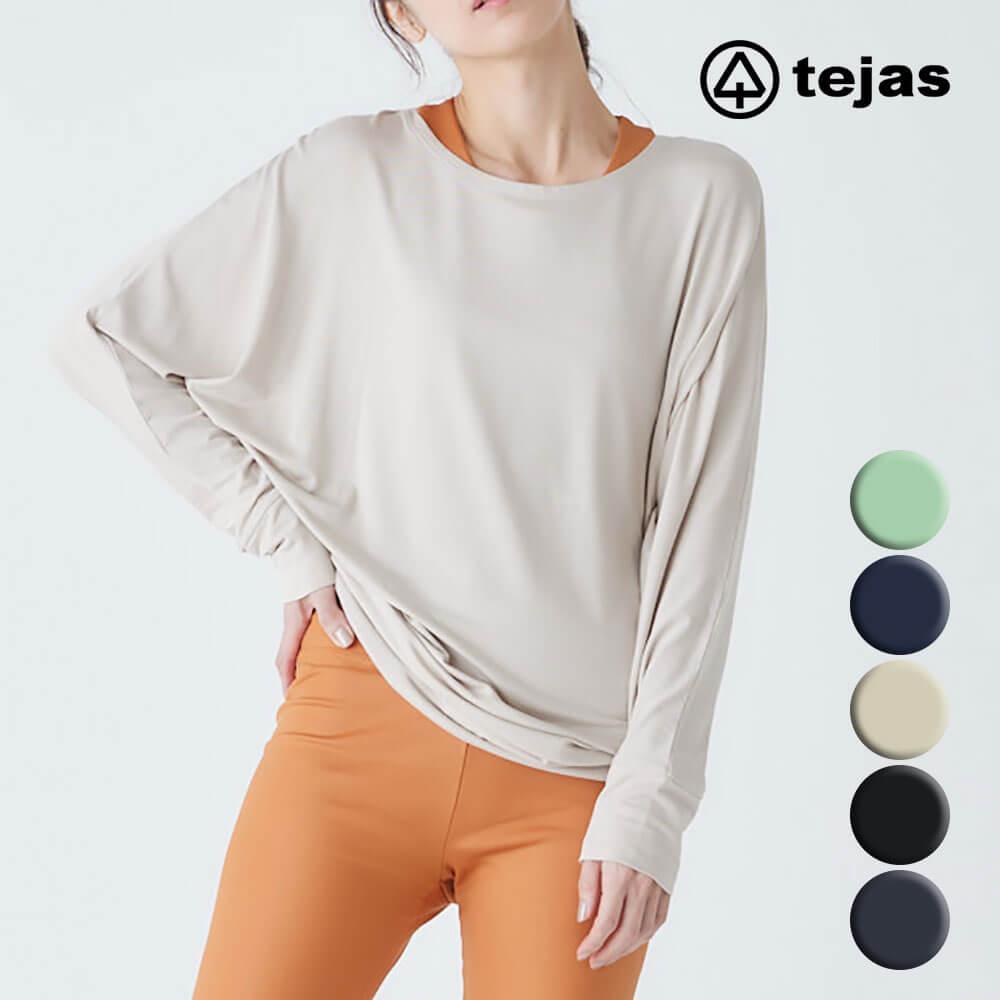 tejas テジャス ヨガウェア Tシャツ tl92302 kalyana-tops