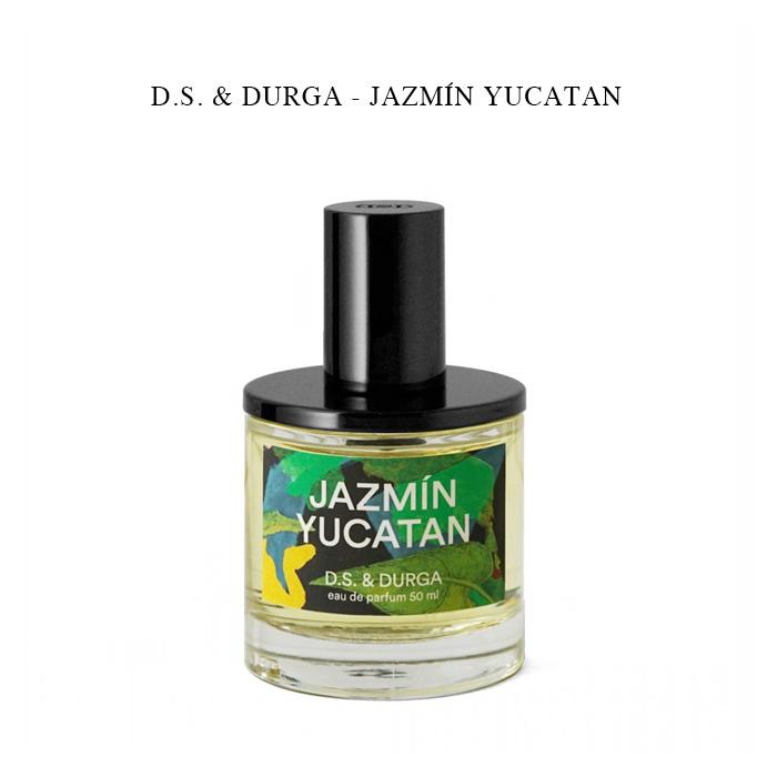 衝撃的で複雑なアロマティックな香り 送料込 D.S. DURGA 営業 - JAZM#205;N YUCATAN 卓出 ディーエスアンドダーガ ジャスミンユカタン 50ml 国内正規 オードパルファム 香水 JAZMIN