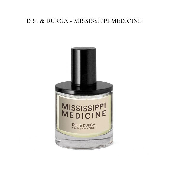 現始ミシシッピデスカルトの儀式に基づいた薬草の香り - メーカー公式ショップ 0000000650020 D.S. オンラインショッピング DURGA MISSISSIPPI MEDICINE 国内正規 香水 ディーエス 50ml ミシシッピ ダーガ オードパルファム メディスン
