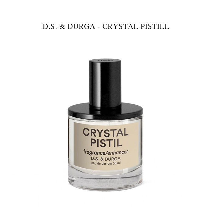 花の内側にあるみずみずしさを際立たせた香り 在庫あり - 0000000650017 D.S. DURGA CRYSTAL PISTILL ディーエス オードパルファム ダーガ クリスタルピスティル 50ml 数量限定 香水 国内正規