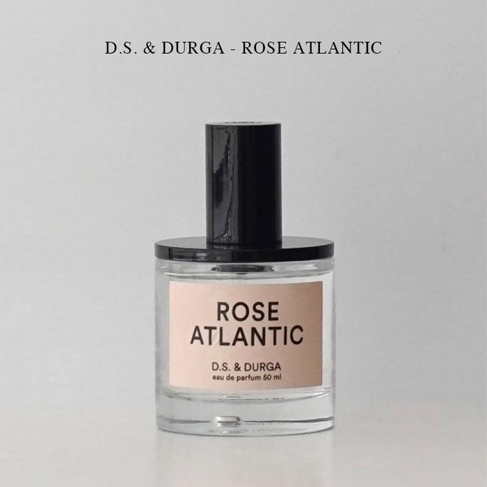 シナトラの夏の風 白い灯台 - 0000000650009 D.S. 2020モデル DURGA ROSE ATLANTIC 通常便なら送料無料 50ml ディーエス 国内正規 香水 ダーガ オードパルファム ローズアトランティック