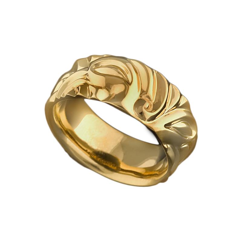 ロンワンズLONE ONES リング アフター グロー リング 18金ゴールド シルバー ジュエリー ブランド アクセサリー プレゼント ギフト 正規品 レナードカムホート レディース メンズ