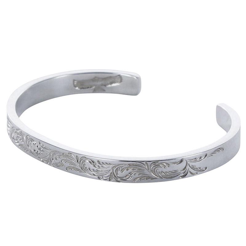 大特価!! S arabesque design design bangle 5mm bangle, きれいみつけた:b129c5be --- cpps.dyndns.info