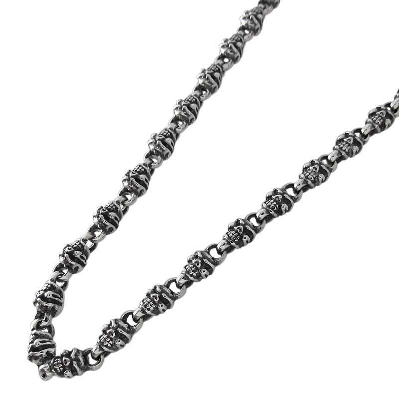 トラヴィスワーカー TRAVISWALKER ネックレス マイクロチョンプスネックレス (18inch/約45cm) シルバー ジュエリー ブランド アクセサリー プレゼント ギフト 正規品 レディース メンズ クリスマスプレゼント