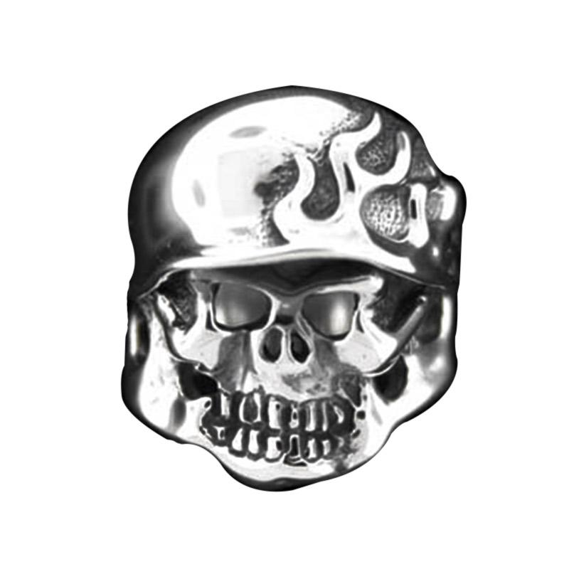 トラヴィスワーカー TRAVISWALKER リング フレームドヘルメットスカルリング シルバー ジュエリー ブランド アクセサリー プレゼント ギフト 正規品 レディース メンズ