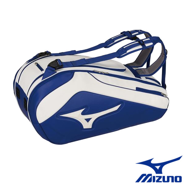 送料無料◆MIZUNO◆2019年発売◆ラケットバッグ(9本入れ) 63GD900227 バッグ ミズノ