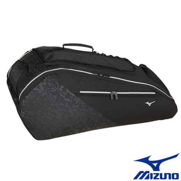 送料無料◆MIZUNO◆2020年2月発売 ラケットバッグ(9本入れ) 63JD0008 バッグ ミズノ
