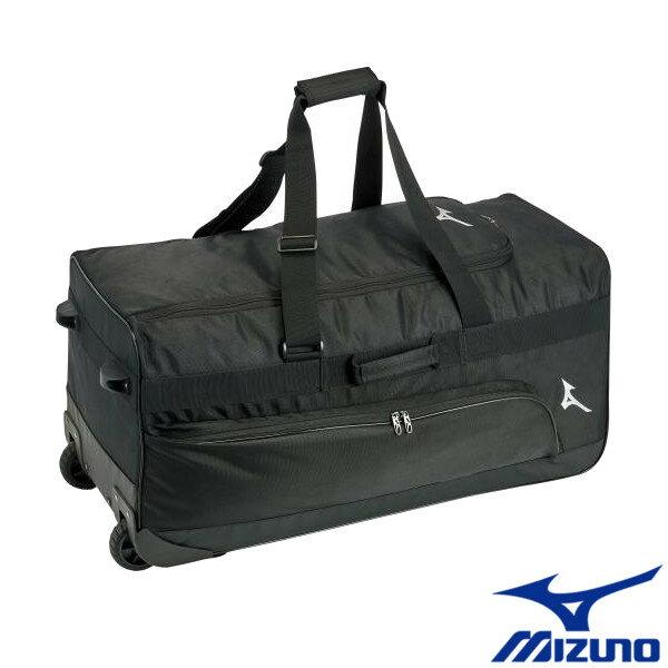 送料無料◆MIZUNO◆2020年2月発売◆チーム遠征キャスターバッグ 33JC0107 バッグ ミズノ