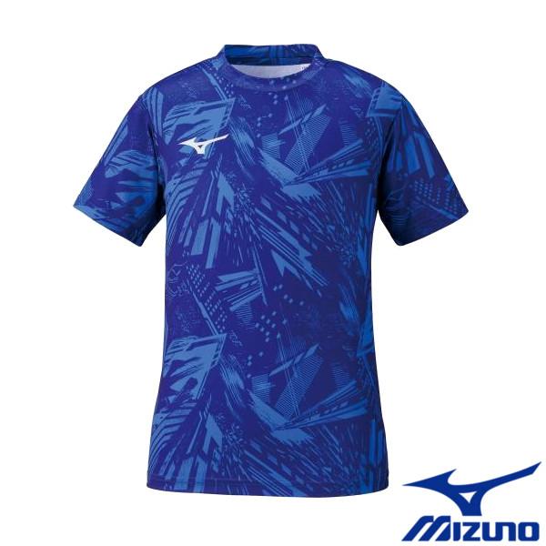ウェア 上品 ミズノ 数量限定 MIZUNO 2021年2月発売 32JA0910 グラフィック ジュニア Tシャツ 店